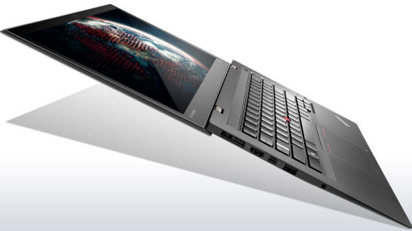 Lenovo ThinkPad X1 Carbon with Windows 8.1 and multi-touch screen